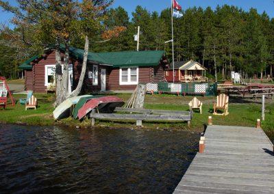 Camping lac Dôle