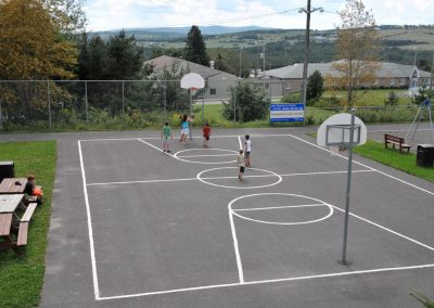 Terrain Basketball