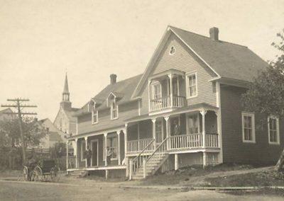 Banque Nationale le 8 mai 1913