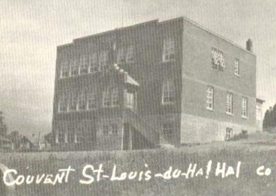 Couvent de Saint-Louis-du-Ha! Ha!